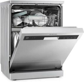 Klarstein KLARSTEIN REINFJORD, mașină de spălat vase A+++, 1850W, 12 vase de spălat, partea din față din oțel inoxidabil