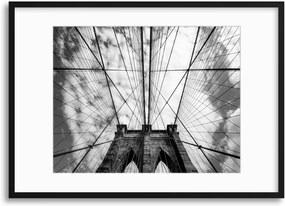 Imagine în cadru - The Bridge by Susumu Nihashi 40x30 cm