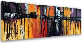 Perna decorativă - Glitz Red 150x60 cm
