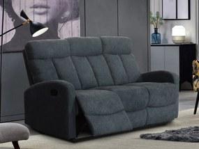 Canapea recliner cu 3 locuri MT624