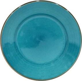 Farfurie din ceramică Casafina Sardegna, ⌀ 30 cm, albastru
