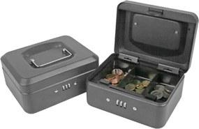 Caseta pentru bani cu cifru Forpus 80111 152x115x80 mm