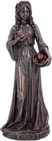 Statueta Zeita tineretii eterne Idunna 22 cm
