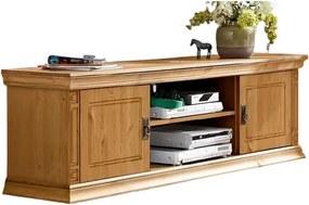 Comoda TV Home Affaire, lemn masiv, 180 X 39 X 55 cm