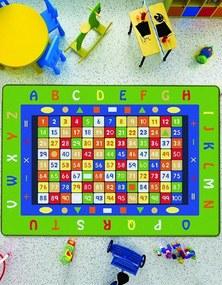 Covor pentru copii Math 200 x 290 cm
