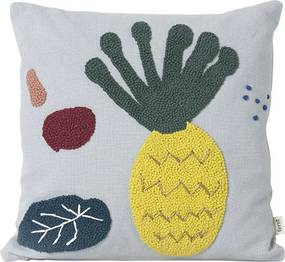 Perna colorata 40x40 cm Pineapple Ferm Living