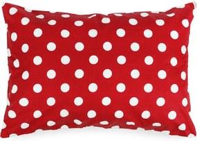 Faţă de pernă 4Home Bulină roşie, 50 x 70 cm, 50 x 70 cm