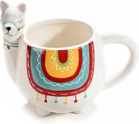 Cana ceramica model Lama Ø 10 cm x 9 H 400 ml