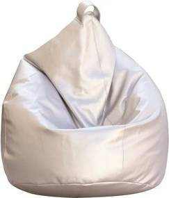 Fotoliu sac Evergreen House Bag Eco, argintiu