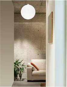 Plafoniera NEVOSO Nova Luce Modern, E27, 620424, Grecia