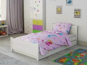 Petr Smolka Lenjerie de pat bumbac pentru pătut Hello Kitty