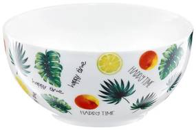 Bol Salata 13cm Model Fructe Tropical