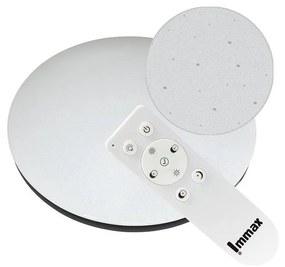Immax 08219L - LED Plafonieră cu telecomandă STARS LED/42W/230V 40 cm