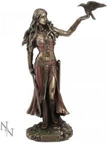 Statueta Zeita celtica Morrigan