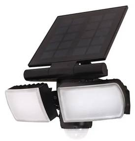 Solight WO772 - LED Proiector solar cu senzor 2000mAh LED/8W/3,7V IP44