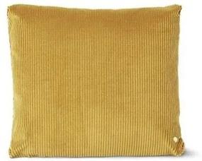 Perna Mustard - Bumbac Galben Latime(45 cm) x Inaltime(45 cm)
