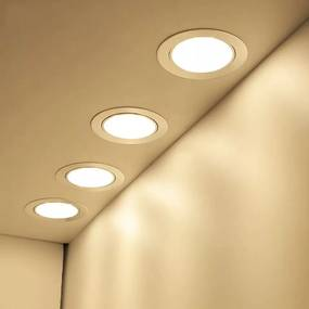 Spot LED Rotund 24W