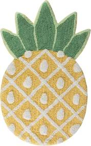 Covoraș decorativ Tropical Pineapple, bumbac