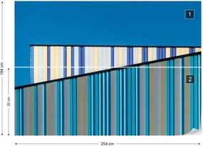 Fototapet GLIX - The Chimney + adeziv GRATUIT Tapet nețesute - 254x184 cm