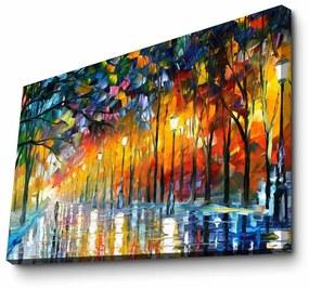 Reproducere tablou pe pânză Leonid Afremov, 100 x 70 cm