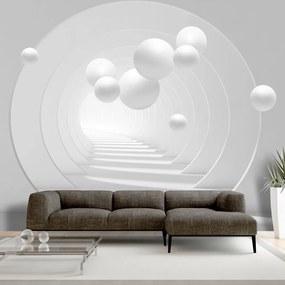 Fototapet Bimago - 3D Tunnel + Adeziv gratuit 150x105 cm