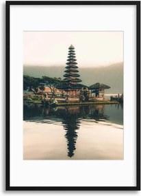 Imagine în cadru - Pura Bratan Water Temple, Bali 30x40 cm