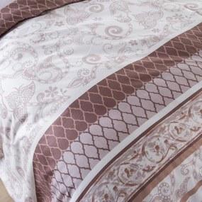 Lenjerie de pat din microfibră SERENA 2x pat simplu