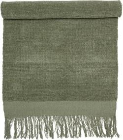 Covor tip pres Verde, Bumbac, 60x135 cm