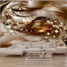Fototapet Bimago - Chocolate Tide + Adeziv gratuit 400x280 cm