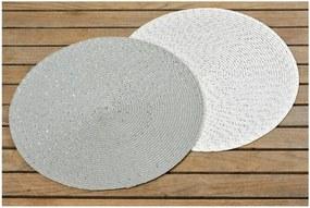 Set 2 suporturi farfurii Boltze Circle, ⌀ 38 cm