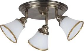 Rabalux - Lampa spot 3xE14/40W/230V