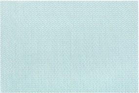 Șervet decorativ Tiseco Home Studio Triangle, 45 x 30 cm, albastru