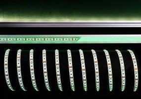 Bandă LED 3528 120 12 V Verde