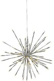 Decorațiune luminoasă LED pentru exterior Best Season Firework, Ø 30 cm