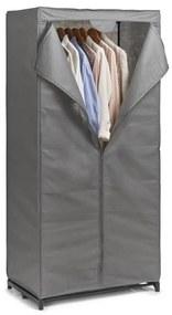 Dulap textil pentru haine Zeller, 75x50x160 cm