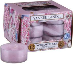 Yankee Candle lumanari de ceai parfumate Snowflake Cookie