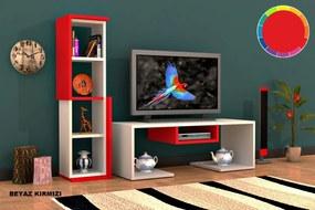 Comoda Tv cu Raft - Bacio - Nuc