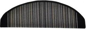 Covoraş Carnaby, antracit, 24 x 65 cm
