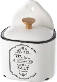 Recipient ceramic pentru sare Unimasa Paris