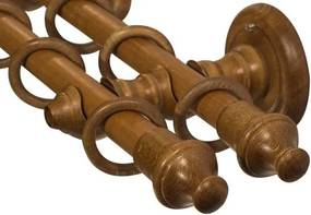 Galerii din  lemn: Ankara Double Ø 28mm