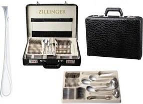 Set tacamuri din inox 72 piese, Zillinger, diplomat, ZL-849-VESTA ZL-849-VESTA