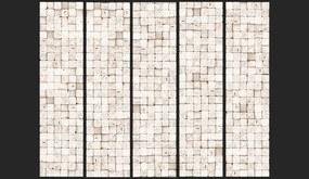 Tapet Bimago - Stones: mosaic + Adeziv gratuit rulou 50x1000 cm