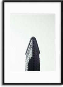 Imagine în cadru - Flat Iron Building, Manhattan 30x40 cm