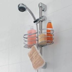 Raft de perete pentru duș Metaltex Viva