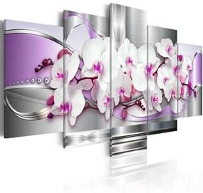 Tablou - Orchidea a fantazie 100x50 cm