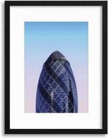 Imagine în cadru - Gherkin, London 30x40 cm