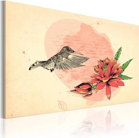 Tablou - Maiden flight 60x40 cm