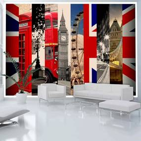 Fototapet Bimago - London + Adeziv gratuit 400x280 cm