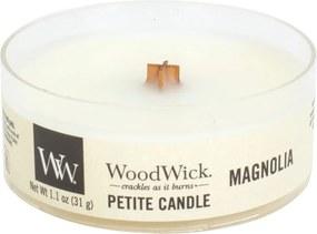WoodWick lumanare parfumata Petite Magnolia