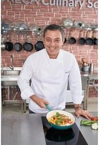 Tigaie fonta emailata 24.5x4.5cm, Taste of Home by Chef Sorin Bontea HR-YT-072E